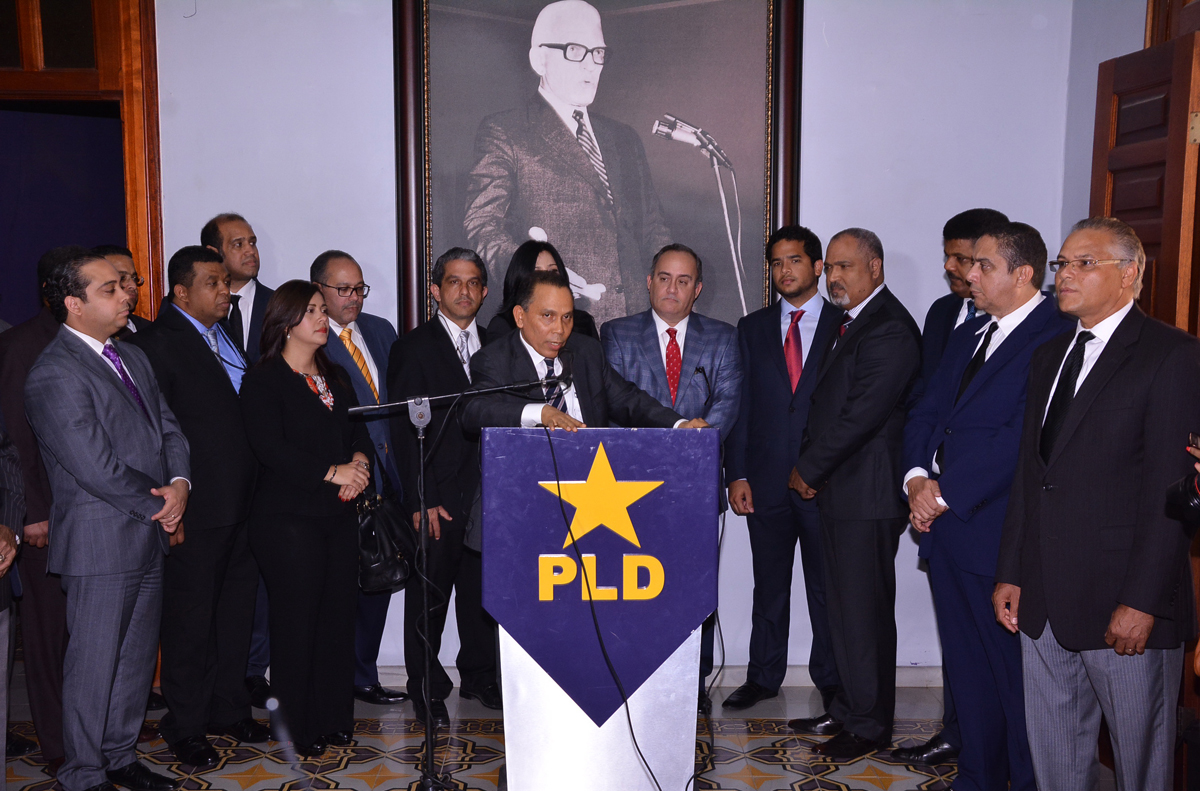 Abogados del PLD representan la organización en recurso de amparo ante el TSE