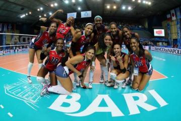 Panamericanos 2015. RD y Brasil a semifinales en voleibol
