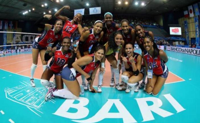 Poderío y belleza. Las Reinas del Caribe mantienen su invicto en Panamericanos 2015