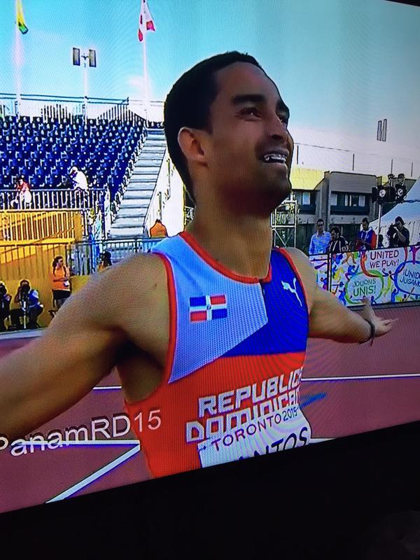 ¡ Plátano Power ! Luguelin gana oro en los Panamericanos