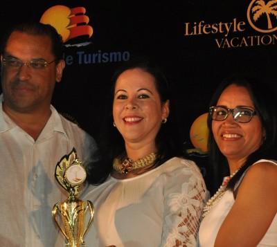 Gerente de Puerto Plata Village recibi reconocimiento