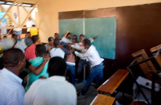La ONU solicita investigar las muertes durante la jornada electoral en Haití