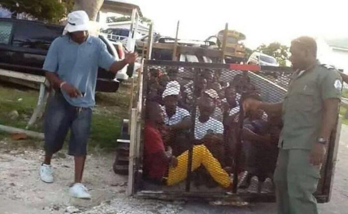 Detienen a 143 indocumentados haitianos en Bahamas