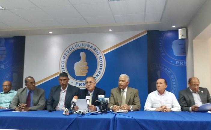 PRM escoge candidatos alcaldes por encuestas
