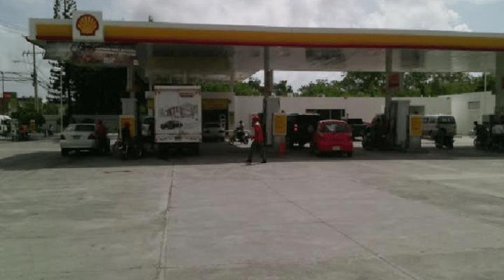 Ladrones roban un millón 400 mil pesos en una bomba de Amable