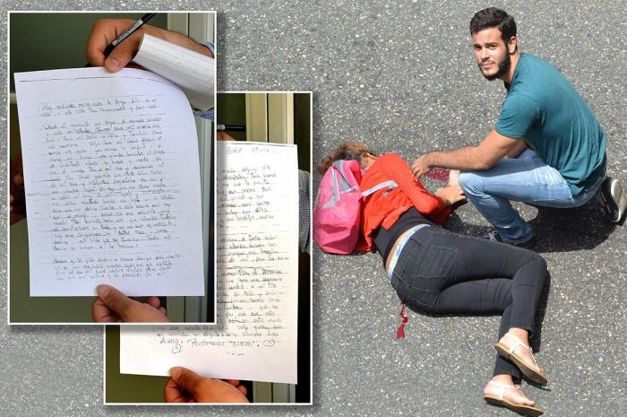 Le dan de alta a la joven que intentó suicidarse en la 27 de Febrero