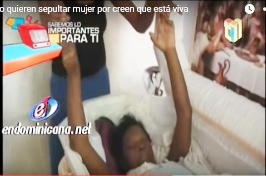 VIDEO. Cadáver de mujer suda, le palpita el corazón y  mueve los dedos, según sus familiares.