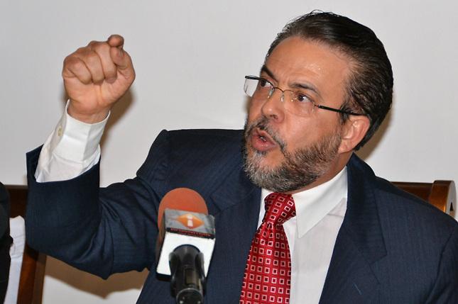 Guillermo Moreno predice segunda vuelta en el 16