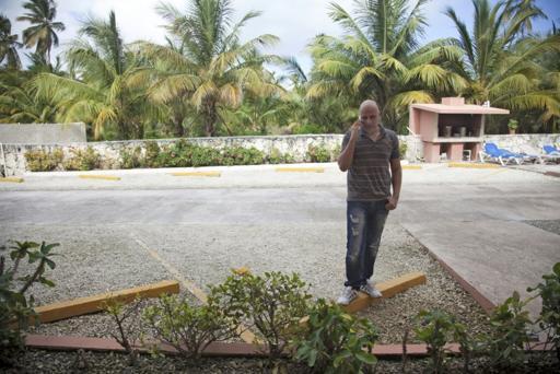 El otro narco francés vive como una celebridad en Punta Cana