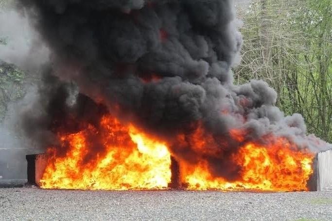 incineran 193 kilogramos de diferentes drogas