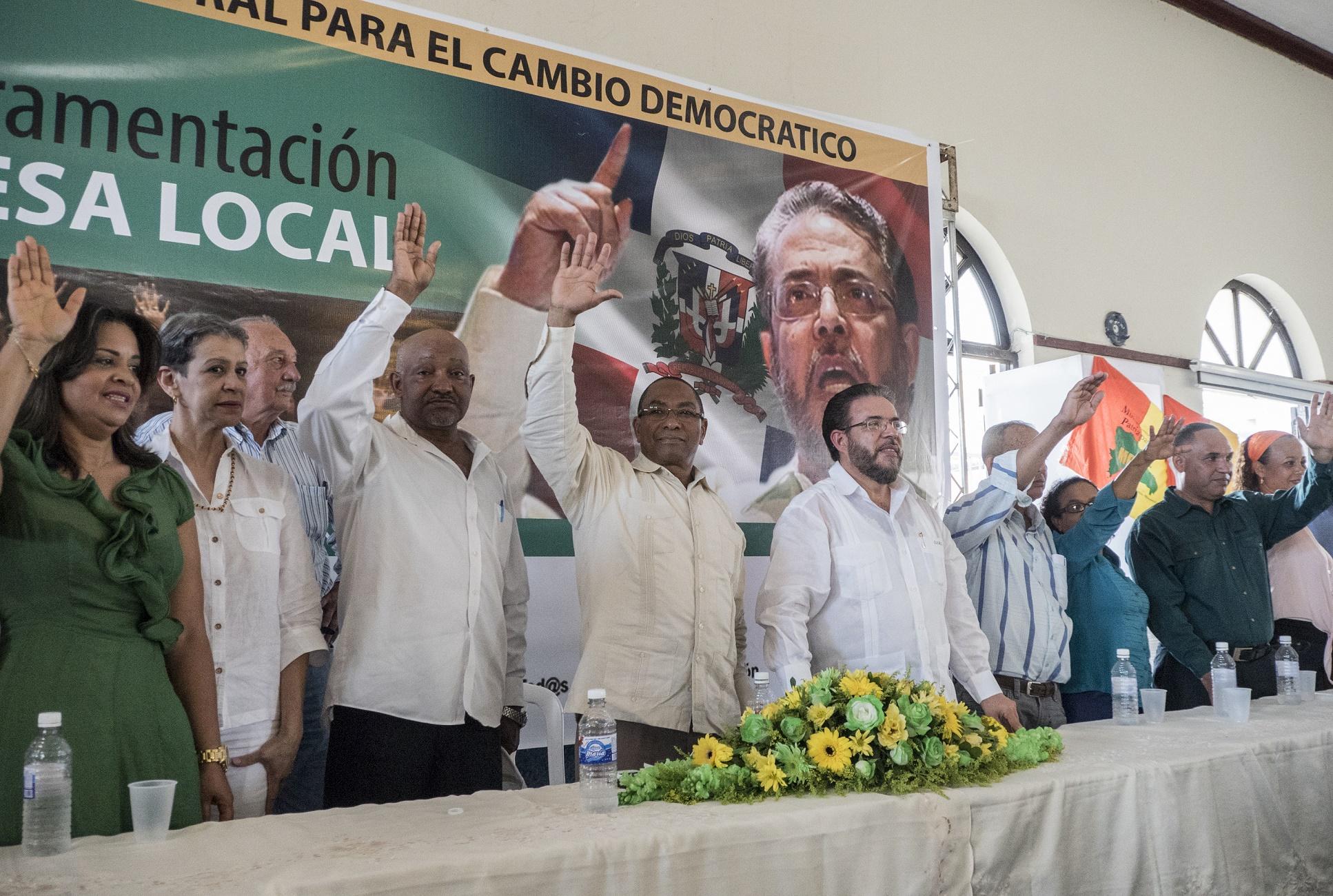 Moreno dice el país no tiene presidente, sino un candidato en campaña
