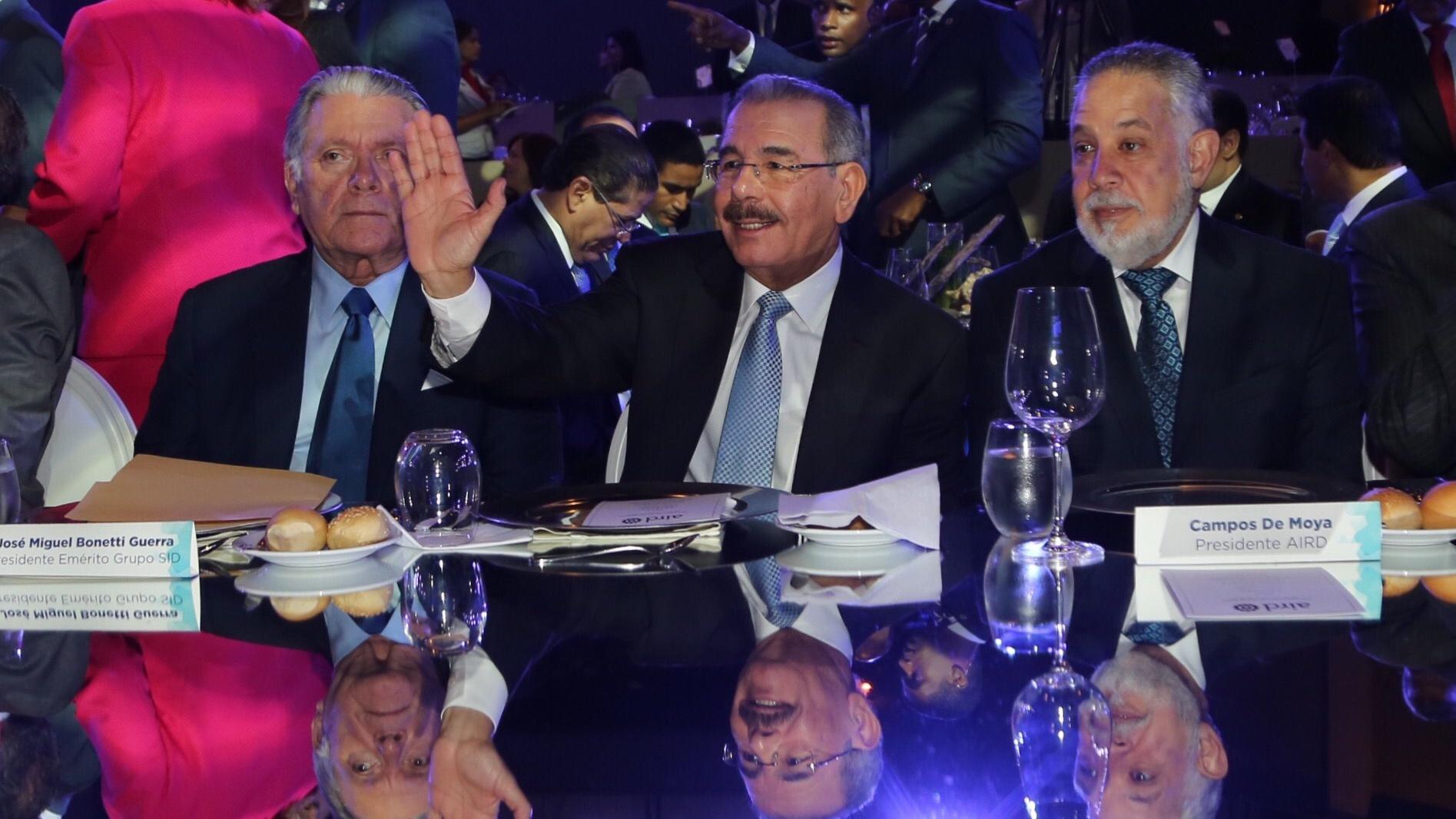 AIRD resalta papel Gobierno en la dinamización de  sectores productivos