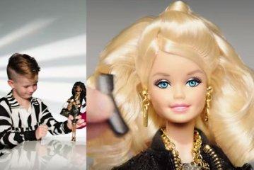 Controversia. Un anuncio de la Barbie protagonizado por un niño