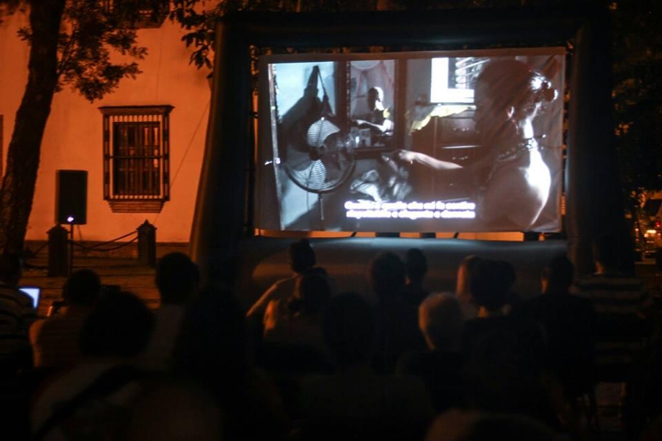 Esta noche más documentales de Sparring Partners en Convento Dominicos