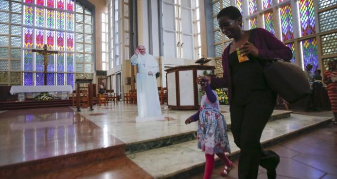 Refuerzan seguridad por visita Papa a Nairobi