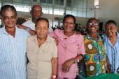 Gobierno agasaja a más de 4 mil adultos mayores de todo el país