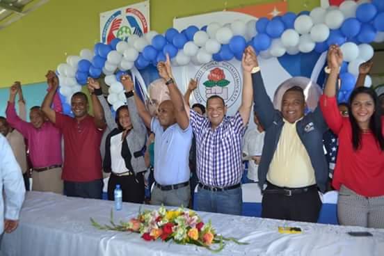 BIS proclama a Carlos Guzmán candidato alcalde en SDN