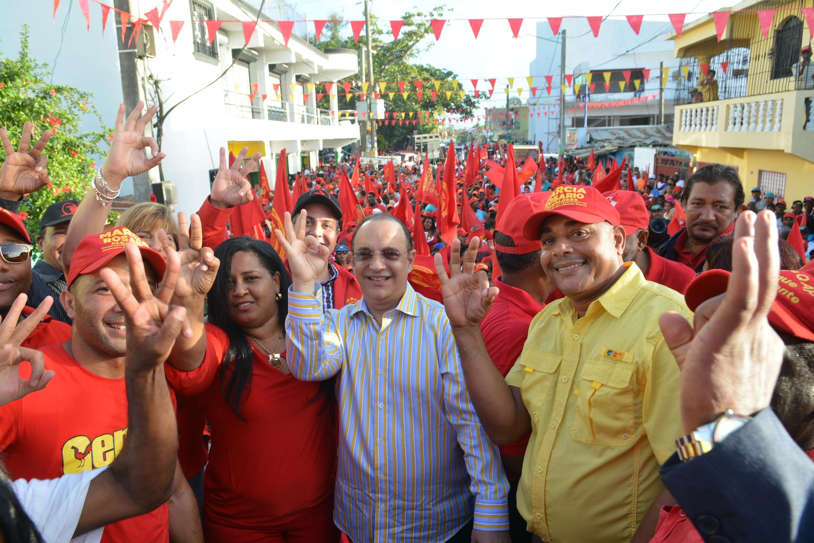 Antún anuncia PRSC tomará decisión trascendental próximos días