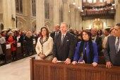 Vicepresidenta asiste a tradicional misa Día de la Altagracia en Nueva York