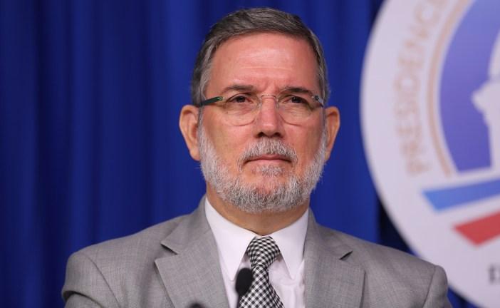 """Rodríguez Marchena: """"Alta valoración Gobierno es por apoyo de Danilo a la gente"""""""