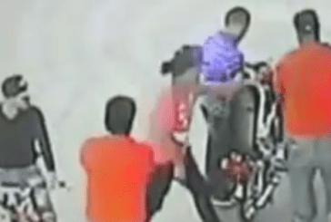 """""""Percepciones"""" Atracan dos gasolineras en menos de una hora en Santiago"""