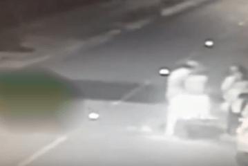VIDEO. Nada frena los robos y los atracos en Santiago