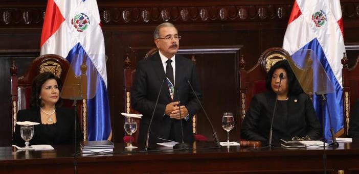 Danilo Medina: hay que tener fe en el combate a la corrupción