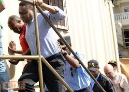 Militares involucrados en tráfico de arma fueron enviados a prisión