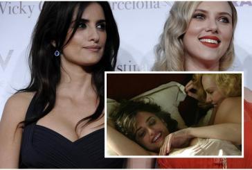 Scarlett o Charlize, ¿cuál beso le gustó más a Penélope?