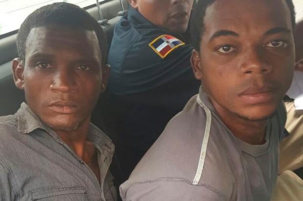 Capturan dos de los tres presos fugados de La Victoria