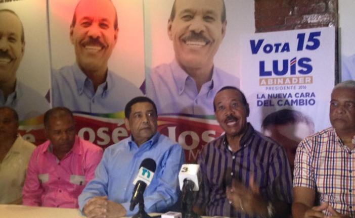 exsenador Antonio Rosario decide apoyar a José Montás