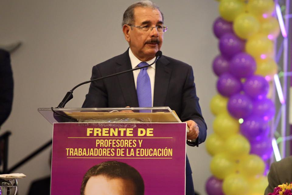 Tercer boletín: Danilo 61.99%; Abinader 35.18%