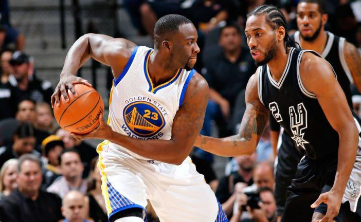 Kawhi Leonard, de los Spurs, electo jugador defensivo del año en NBA