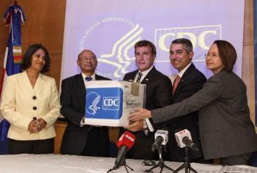 Embajada de los EE.UU. Dona pruebas  para la detección del virus Zika