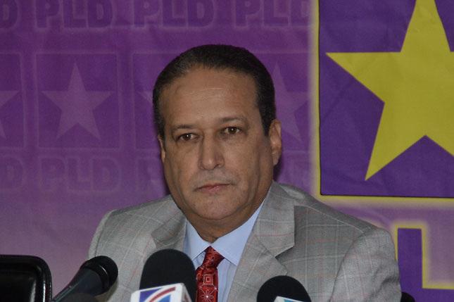 Reinaldo  afirma que el DN y en todo el país está decidido el triunfo del PLD