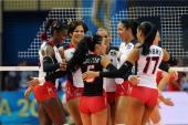 Presidente felicita a las Reinas del Caribe por ganar oro en Panamericano voleibol
