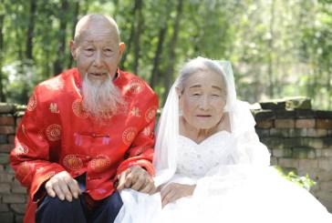 A sus 103 años  celebran su 80 aniversario de bodas
