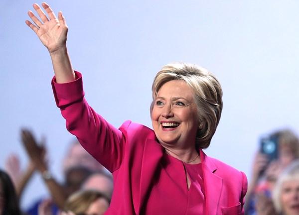 Hillary Clinton hace historia en Estados Unidos