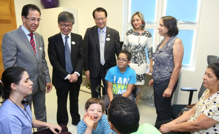 Primera Dama firma con Taiwán, convenio fortalece políticas de inclusión