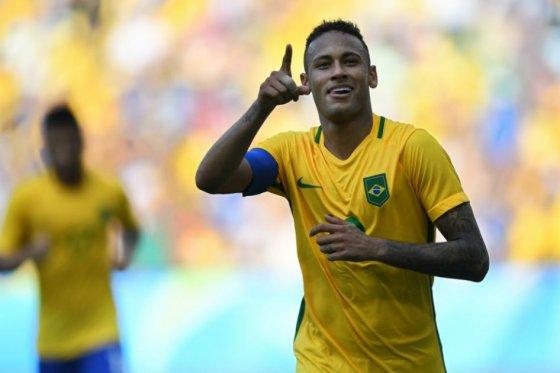 Brasil y Alemania van por el oro olímpico en fútbol