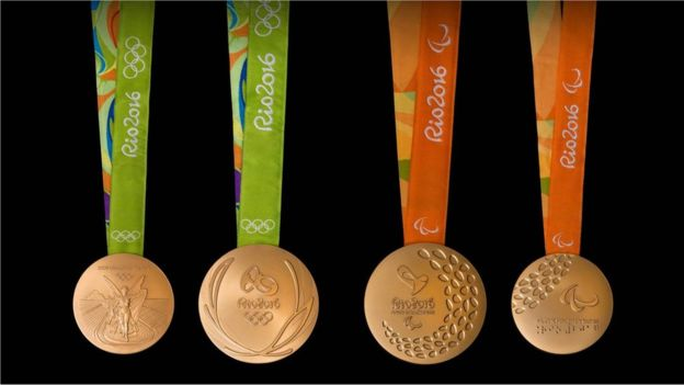 ¿Cuánto vale una medalla de oro de Río 2016?