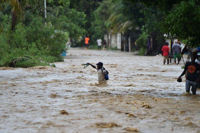 El huracán Matthew dejó al menos 108 muertos en Haití