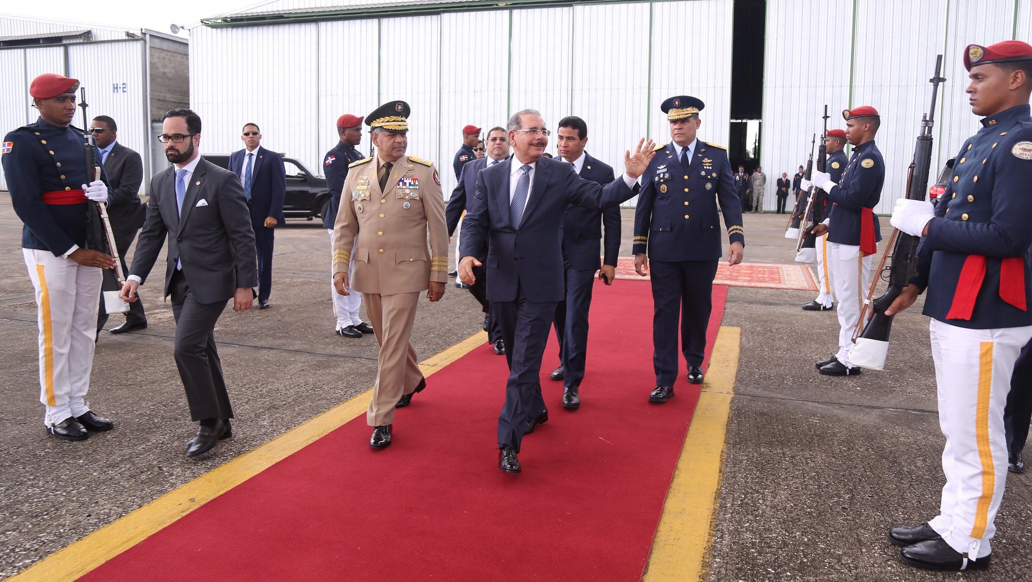 Danilo Medina parte hacia Managua a cumplir otro gran compromiso de integración de integración regional