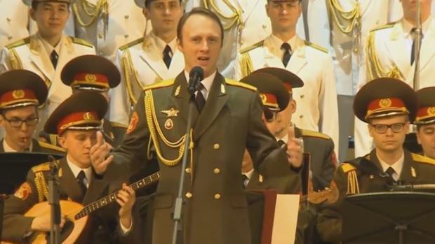 Mueren en el accidente aéreo los integrantes del coro 'soviético'
