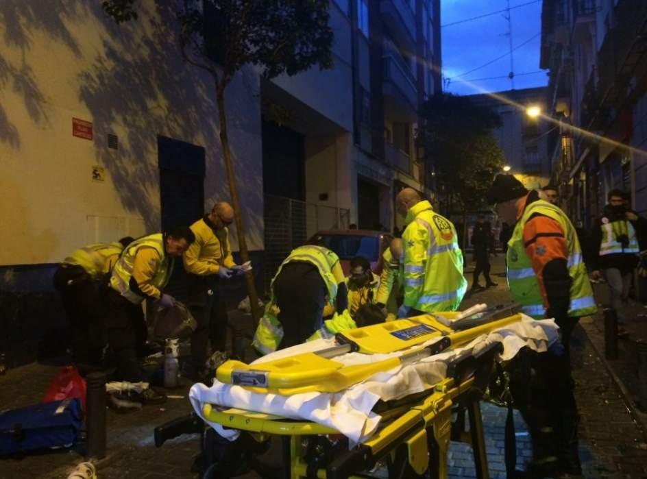 Matan joven dominicano de dos disparos en un bar de Madrid