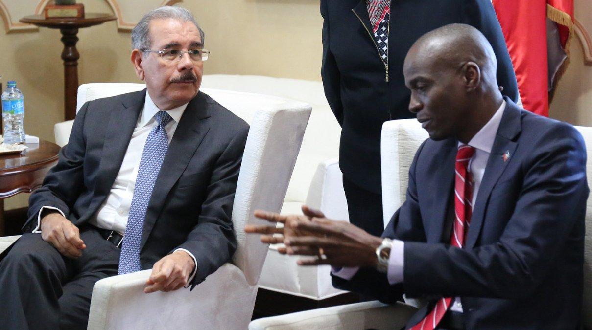 Jovenel Moïse: 'Podemos mejorar condiciones de países'