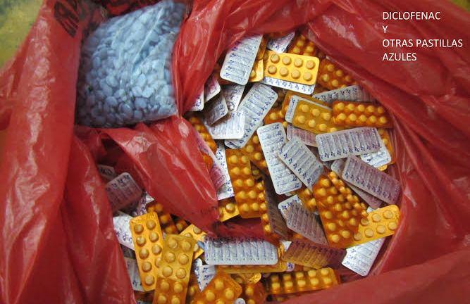 Allanan farmacia en Santo Domingo Oeste y decomisan medicamentos vencidos
