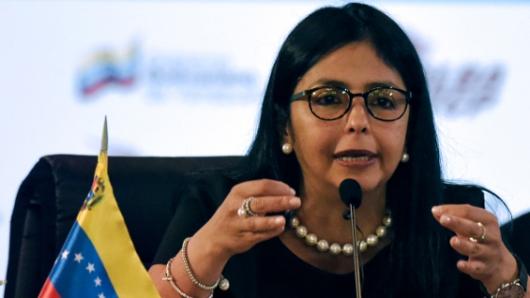 Venezuela anuncia su retiro de la OEA