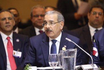 Danilo Medina aboga por lograr un salto cualitativo en integración regional