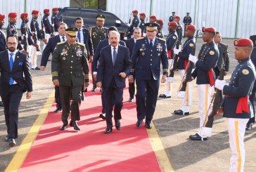 Presidente Medina sale a Costa Rica para participar en Cumbre Sica